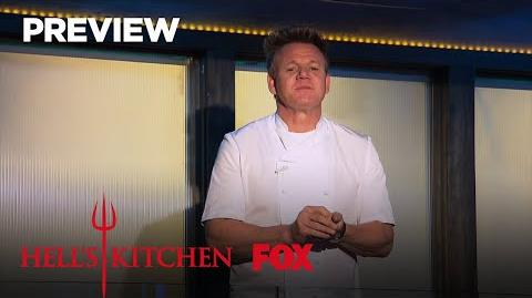Preview Rookies Vs. Veterans Season 18 HELL'S KITCHEN