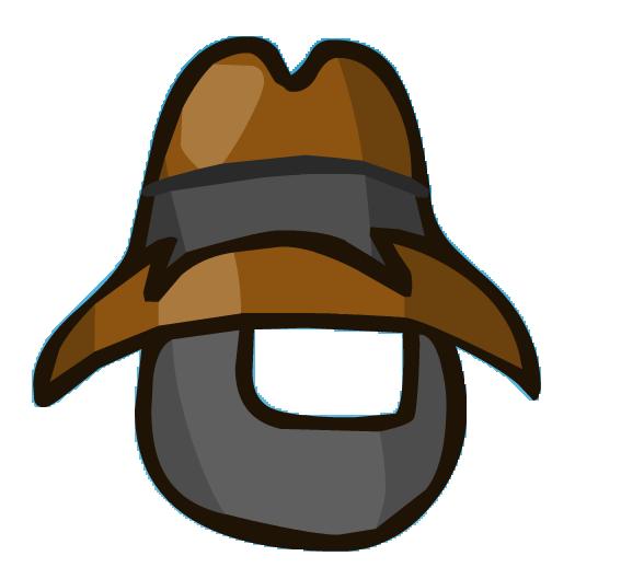 dcd5a80f1ec Masked Cowboy Hat