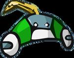 Pet Cyborg Helmet