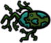 Shiny Root Fish
