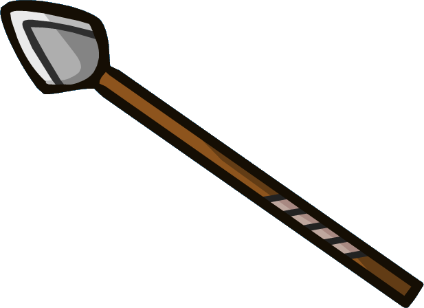 File:Wooden Spear.png