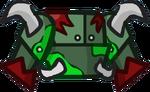 Acidic Armor