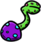 Shiny Shroom Serpent