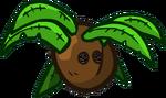 Coconut Leaves Helmet
