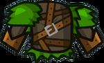 Reinforced Bush Armor