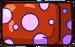 Red Mushroom Cube