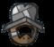 Steel Masked Helmet