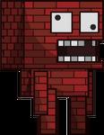 Brick Monster
