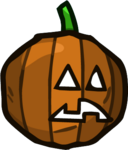 Pumpkin Helmet
