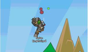 Skill Jump Grenade