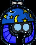 Sorcerer Copter Hat