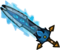 Ice Blade of Gods