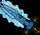 Ice Blade of Gods