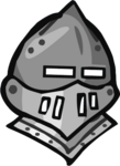 Knight Helmet