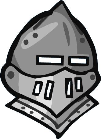 2527ac42f34 Knight Helmet