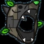 Alloy Wolf Helmet
