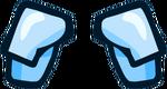 Blue Crystal Legs