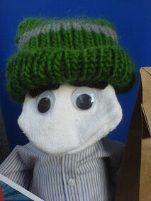 Sock puppet brandon