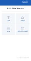 PI visual editor sidebar