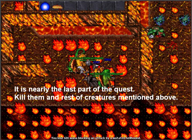 Helterk Level Reward Quest 300 05