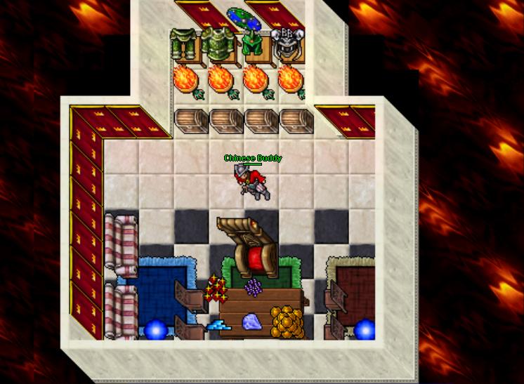 Helterk All Round Quest Reward