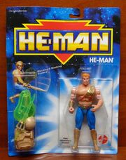 He-Man 1989 toy in box