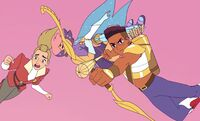 Bow (She-Ra and the Princesses of Power) from The Sword Part 2 001