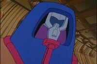 Man-E-Faces robot