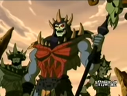 Moe Dantes Skeletor Evil Warriors Battle Armor 2