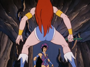 Sibyline vs. Evil Lyn