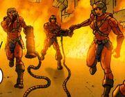MVC Firemen