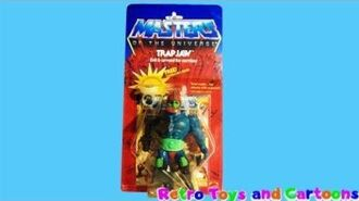 He-Man and The Masters of The Universe Trap Jaw Mattel Commercial Retro Toys and Cartoons