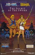 The Secret of the Sword FilmPoster