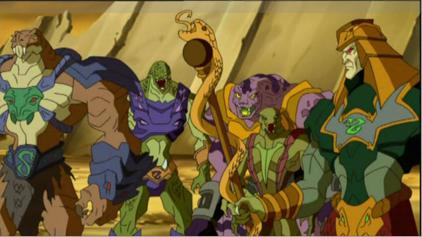Snake Men | Wiki Grayskull | FANDOM powered by Wikia