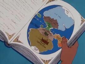Map eternia