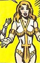 Teela in The Tale of Teela
