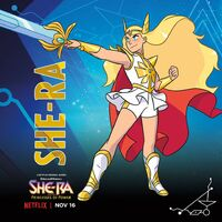 She-Ra (She-Ra and the Princesses of Power)