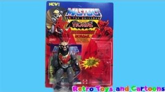 He-Man Masters of The Universe Hurricane Hordak Mattel Commercial Retro Toys and Cartoons