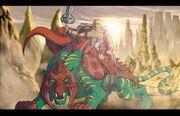 Battlecat MikeYoung