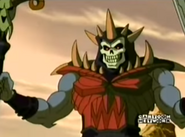 Skeletor Armor Battle