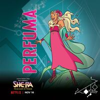 Perfuma (She-Ra and the Princesses of Power)