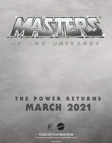 Masters of the Universe (2021 film)