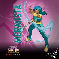 Mermista (She-Ra and the Princesses of Power)