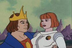 Randor meets Marlena