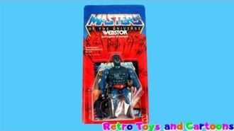 He-Man and The Masters of The Universe Webstor Commercial Retro Toys and Cartoons