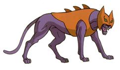 Catra Beast