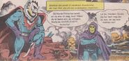 Skeletor and Hordak on Academica
