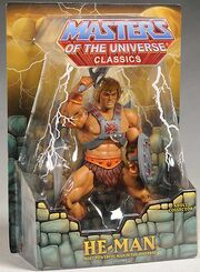 MotU Classics 2008 toy He-Man in box