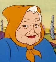 Old Lady Casta