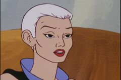 Evil-Lyn without helmet